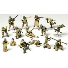Tamiya 32513 Wwii Us Army Infantry Gi Set 1:48 Modelo Militar Kit