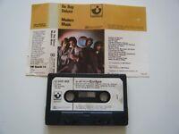 BE BOP DELUXE MODERN MUSIC CASSETTE TAPE 1976 PAPER LABEL EMI HARVEST UK