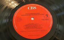 CBS 32542 Springsteen Darkness Holland pressing Import NM