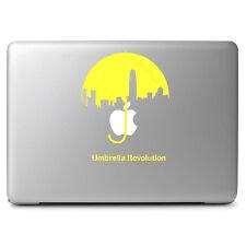 "HK Umbrella Revolution Sticker Skin for Apple Macbook Air & Pro 11"" 13"" 15"" 17''"