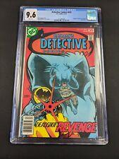 Detective Comics 474 1st Appearance of Modern Deadshot CGC 9.6 DC Comics 1977
