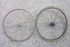Jantes pour pneu 700 x 25 c vélo course vintage moyeux Maillard  réf 212/02