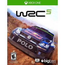 WRC 5 --Xbox One--