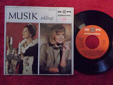 V. A. - Musik erklingt   Knef, Albers u.a.   S & R International  45