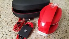 Apple's Beats by Dre Studio 2.0 Headband Headphones - Red  Excellent !!!!!