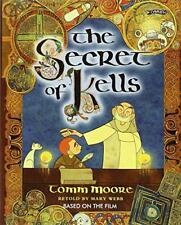 The Secret of Kells by Moore, Tomm | Paperback Book | 9781847175847 | NEW