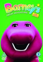 Barney's Great Adventure [DVD][Region 2]