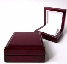 Leather Antique Earrings Jewellery Boxes