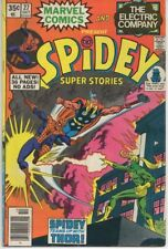 Spidey Super Stories Spiderman Teams up with Thor  (1974) #27 VF-NM