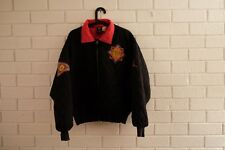 Vintage 90s Nike Air Jordan Patch Jacket Quilted Patch Slam Dunk All Star