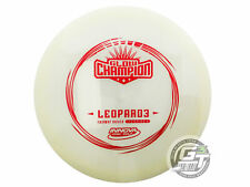 New Innova Champion Glow Leopard3 175g Red Foil Fairway Driver Golf Disc