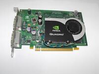NVIDIA Quadro FX 370 256MB 2xDVI-I Workstation Graphics Card