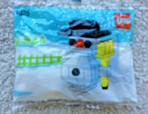 Lego #1625 Christmas Snowman, Sealed package. Vintage 1989