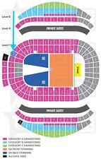 2x Ed Sheeran Concert Tickets