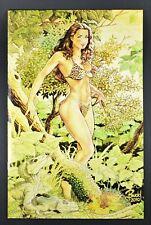 Cavewoman Hunt #2 w/ COA Budd Root Cover  Limited 750 Amryl