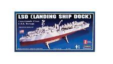 Lindberg  1:288  LANDING SHIP DOCK  Plastic Kit LIN70829-W