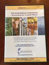 The Ecological Footprint (Bullfrog  Films)