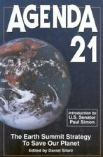 Agenda 21: The Earth Summit Strategy to Save Our Planet-ExLibrary
