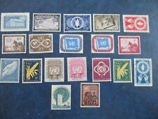 United Nations Stamps (19)