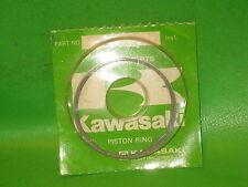 KAWASAKI KX250 1992-96 PISTON RING SET OEM # 13008-1141