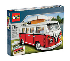 Lego Modular Factory Sealed Set RARE Volkswagon New in Box 10220 City/Town