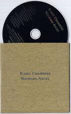 KASEY CHAMBERS Wayward Angel 2005 UK 12-track promo CD