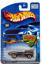 2002 Hot Wheels #67 Corvette Series '65 Chevy Corvette
