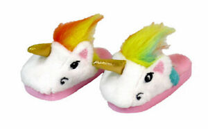 """Unicorn Slippers For 14.5"""" WELLIE WISHERS Doll Clothes American Girl"""