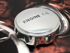 Bentley Engine Oil Cover Original Classic NOS Polished Heavy Metal True Bentley