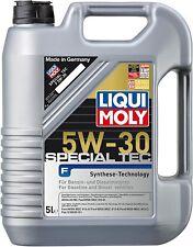Liqui Moly 3853 Aceite de Motor special tec 5w30 lubricante de coche 5 L