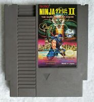 Ninja Gaiden II: The Dark Sword of Chaos (Nintendo Entertainment System, 1990)