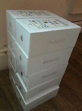 Apple Iphone 5s 32GB Nuevo Sellado Pack liberado 4G IOS Mobile Teléfono (plata)