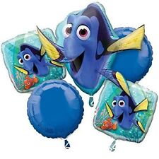 Amscan International 3230901 Finding Dory Foil Balloon Bouquet