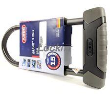 ABUS Granit X-Plus U Lock 540/160HB300 Made In Germany
