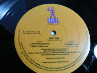 """Reign – Touch And Play 12"""" Maxi Single 1996 Hip Hop, Reggae"""