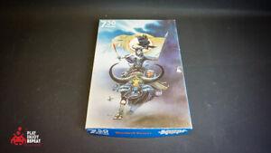 Vintage Games Workshop Standard Bearer Jigsaw Puzzle 750 Fantasy 80's VGC