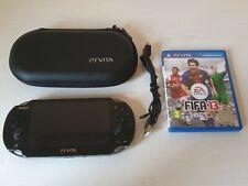 Sony Playstation PS Vita Console -- Model PCH-1003 - WIFI - OLED - 3.73 FW - #01