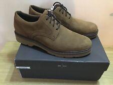 Rockport Brown Leather Shoes UK 10 EUR 44.5 BNIB