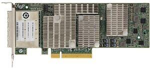 LSI SAS 9206-16e 6Gb/s 16-Port SATA / SAS RAID Controller H3-25448-05C Neu OVP