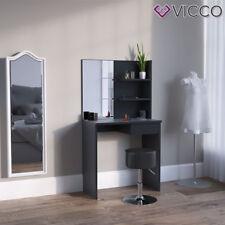 VICCO Schminktisch DEKOS Mit Design Hocker Frisierkommode Frisiertisch  Spiegel
