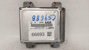2010-2013 Gmc Sierra 1500 Engine Computer Ecu Pcm Ecm Pcu Oem 66693