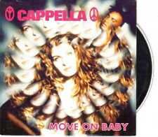Cappella - Move On Baby - CDS - 1994 - Italodance 2TR Cardsleeve France