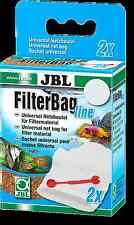 JBL FilterBag Fine x2 (filter bag net rowaphos media aquarium external eheim)