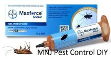 Maxforce Gold Gel Cockroach, German Cockroach +4 Sticky Traps