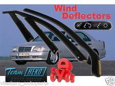 MERCEDES C-Class  W202  SALOON / SEDAN  Wind deflectors 4.pc  HEKO 23210