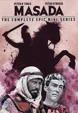 Masada: The Complete Epic Mini-Series, New DVDs