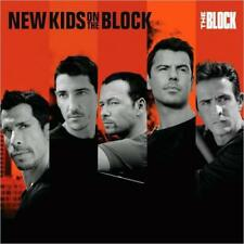 NEW KIDS ON THE BLOCK - THE BLOCK NEW CD