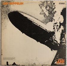 Led Zeppelin I Red Label - Atlantic Records 1969 Vinyl LP - SD 8216