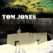 """TOM JONES """"PRAISE & BLAME"""" CD NEW!"""
