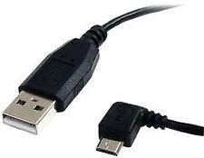 LEAD USB A M - MICRO B 90 DEG 0.9M Cable Assemblies Computer Cables - CJ66654